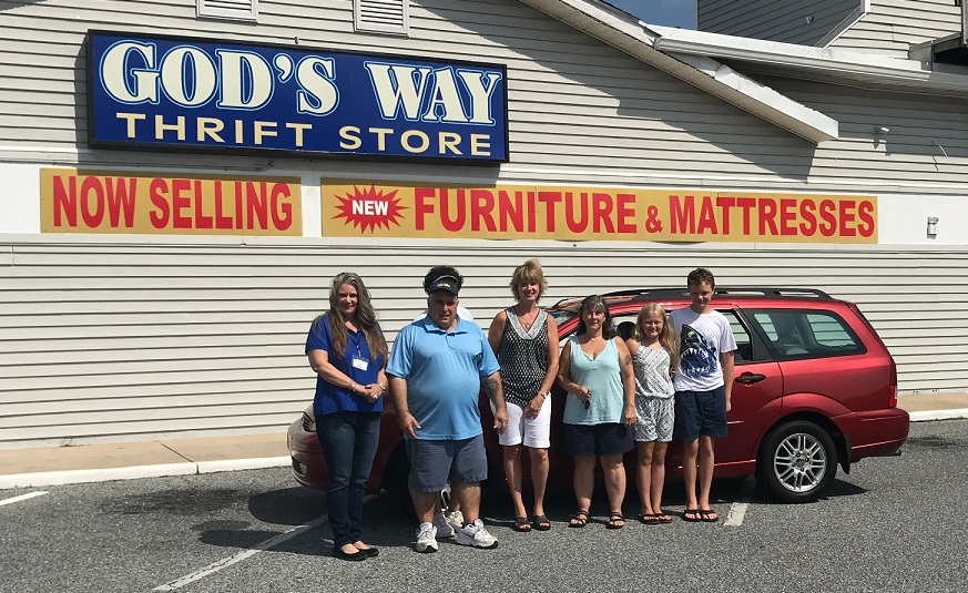 Cars for Moms in Delaware