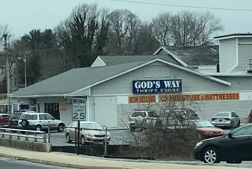 God's Way Thrift Stores