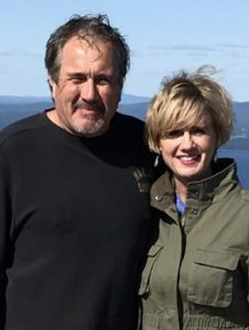 Roger and Carrie Wood