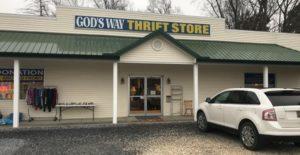 North Dover DE store