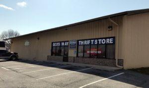 Camden thrift store