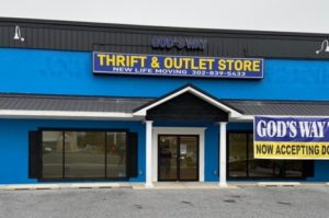Rehoboth Beach thrift store
